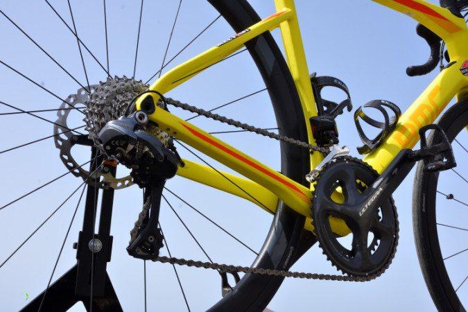 Bmc Roadmachine 02 Bicycle Hire Tenerife With Bikepointtenerife