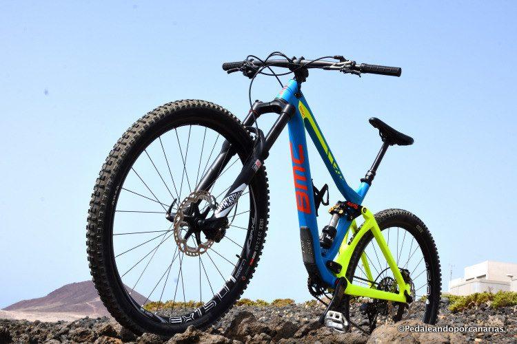 BMC Trailfox 01 with SRAM Xx1 get yours at Bike Point Tenerife - Bmc Trailfox 01 Xx1 Bike Rental Tenerife - Bmc Trailfox 01 Xx1 Bike Rental Tenerife