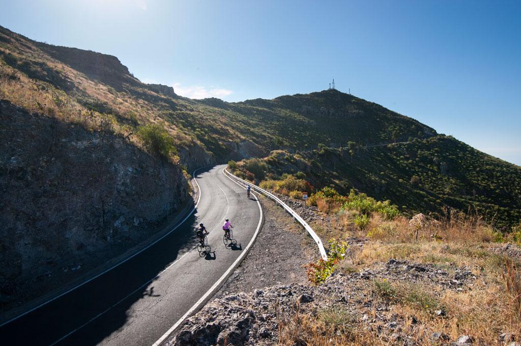 La Vuelta por Mount Teidde