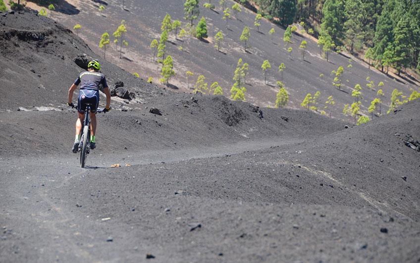Mtb Moutain Bike Tour Santiago Del Teide Tenerife