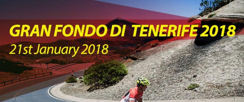 GRAN FONDO DI TENERIFE 2018 - Granfondoblog - Granfondoblog