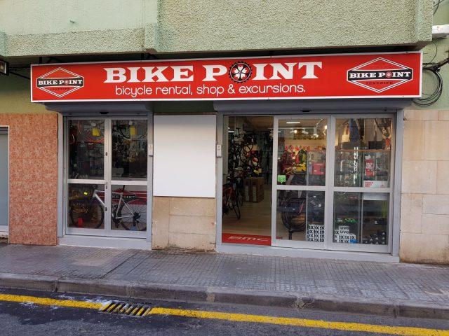 Bike Point Tenerife Bike Hire Shop El Medano