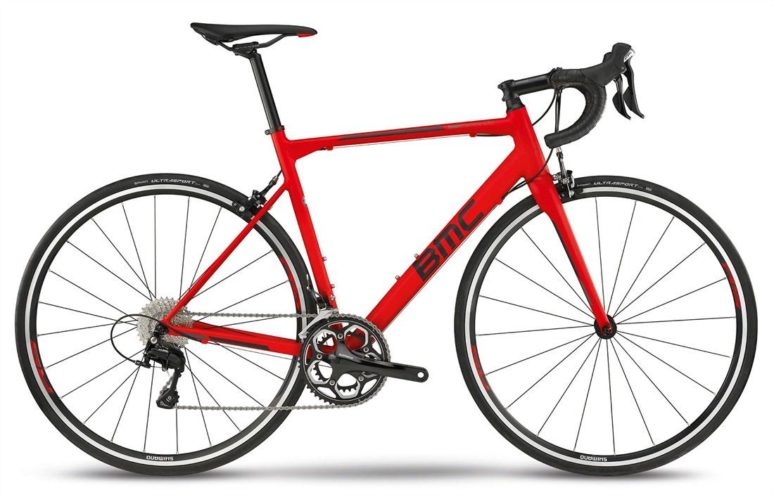Teammachine Alr01 Two Red Black Large 1 Bike Point Tenerife Bike Hire & Bike Rental