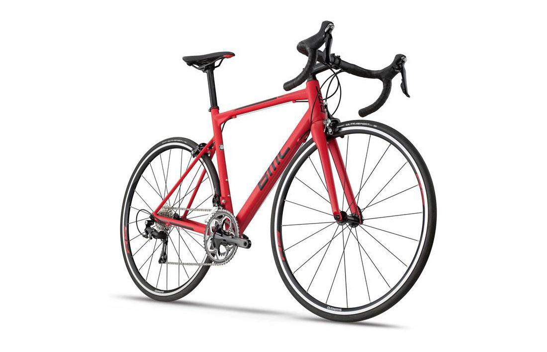 Teammachine Alr01 Two Red Black Large 2 Bike Point Tenerife Bike Hire & Bike Rental