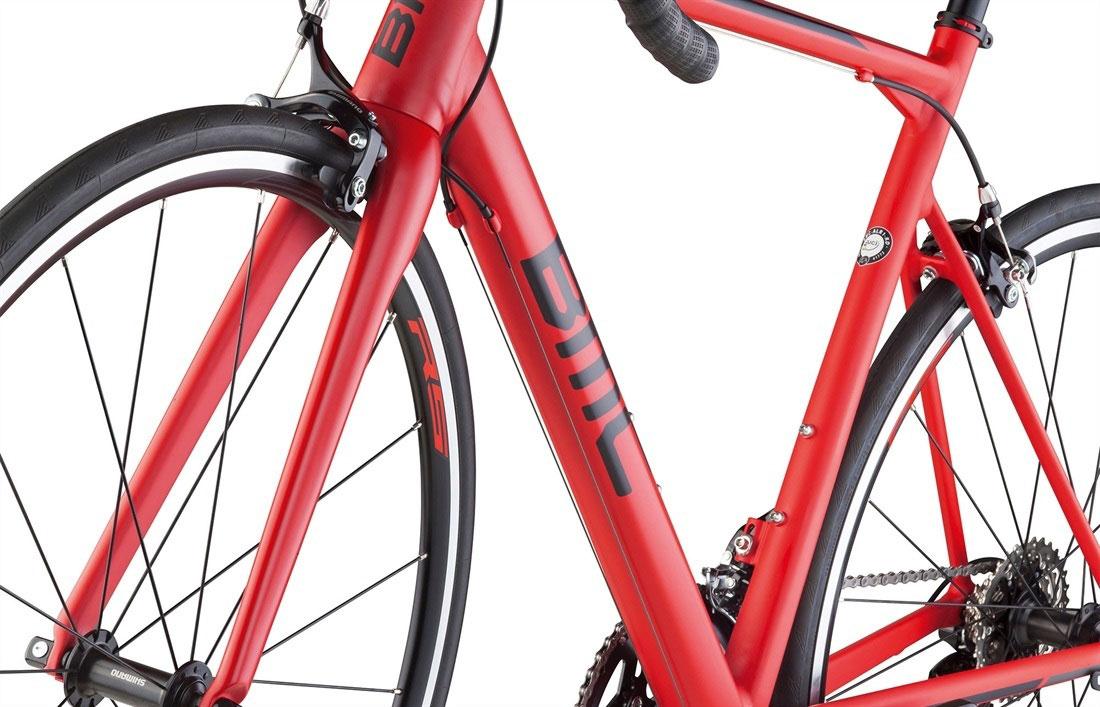 Teammachine Alr01 Two Red Black Large 4 Bike Point Tenerife Bike Hire & Bike Rental