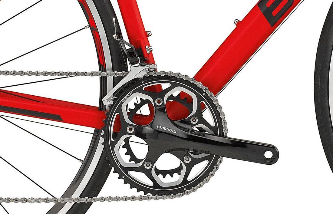 Teammachine Alr01 Two Red Black Large 5 Bike Point Tenerife Bike Hire & Bike Rental