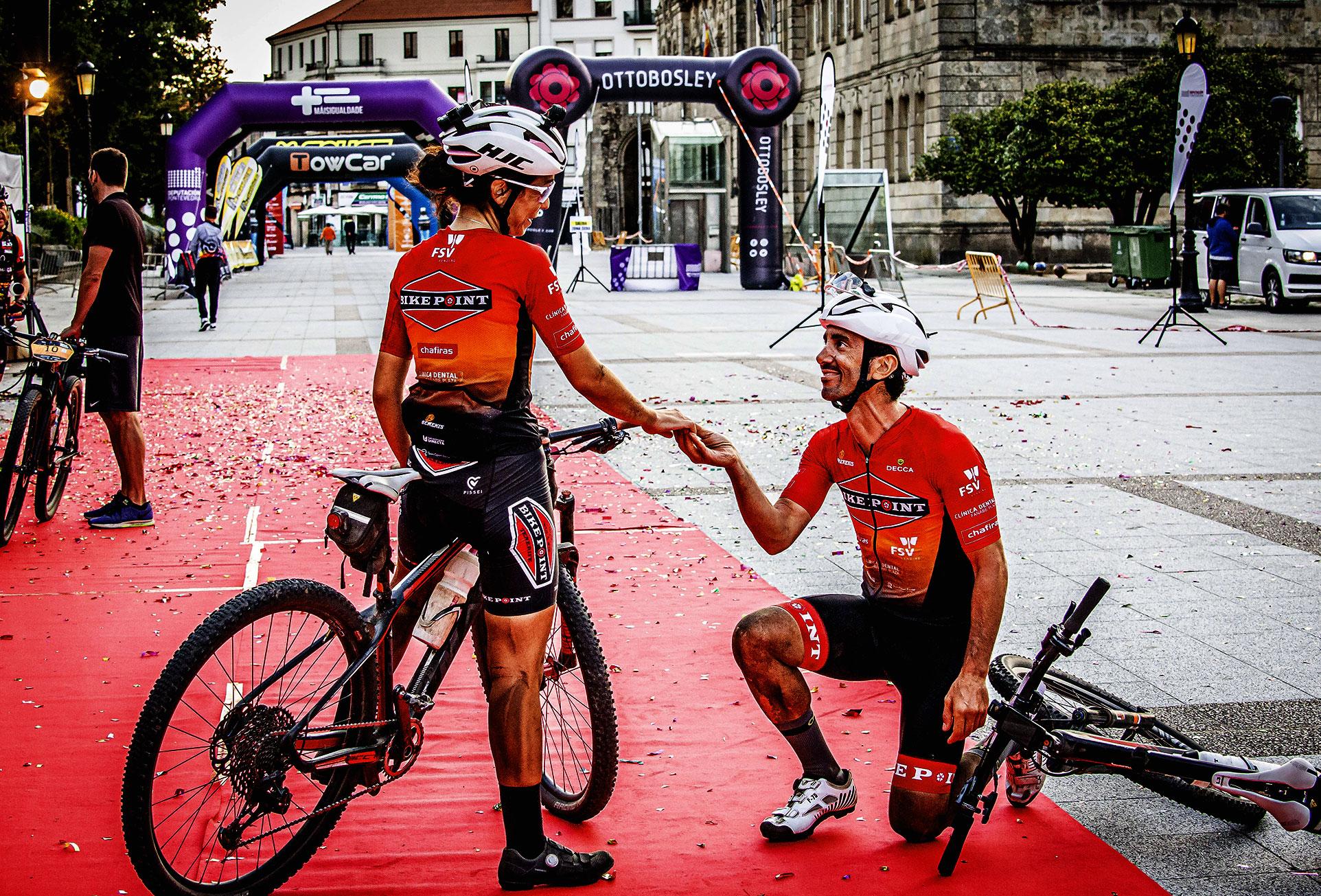 Epic Race Pontevedra - Joaquin David & Isabel Castro