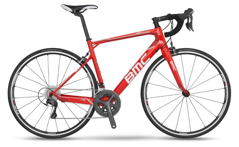 BMC Granfondo GF02 Ultegra tenerife bike rental