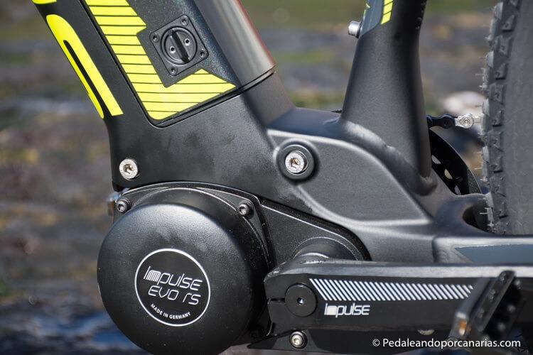 Focus Jarifa i29 pedals