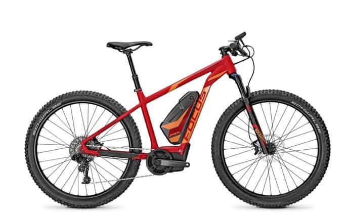 Jarifa 27,5 plus E-bike