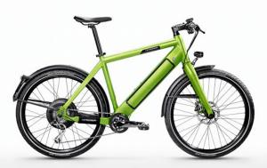 STROMER ST1 P48 green - STROMER ST1 P48 green bike rental tenerife
