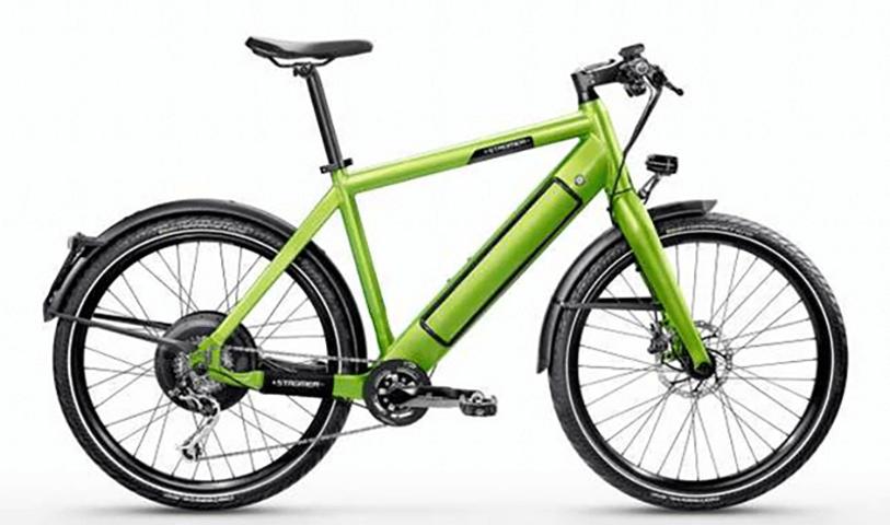 STROMER ST1 P48 green