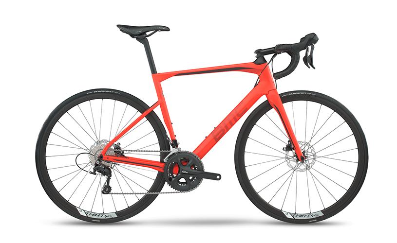 Pro Disc BMC Roadmachine RM02 105 quality bike rent tenerife