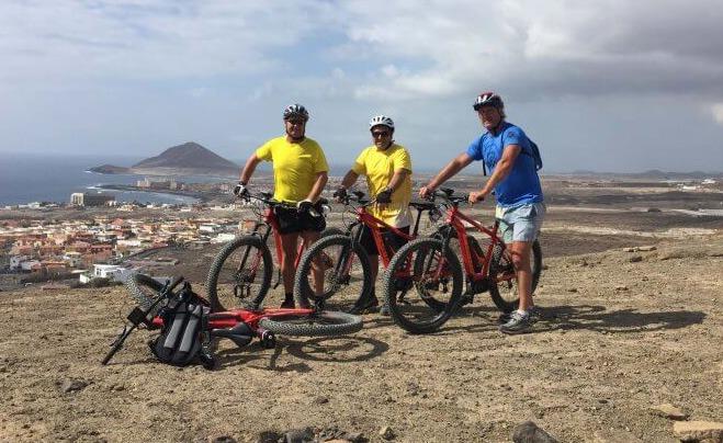 Electric Bike Rental Tenerife