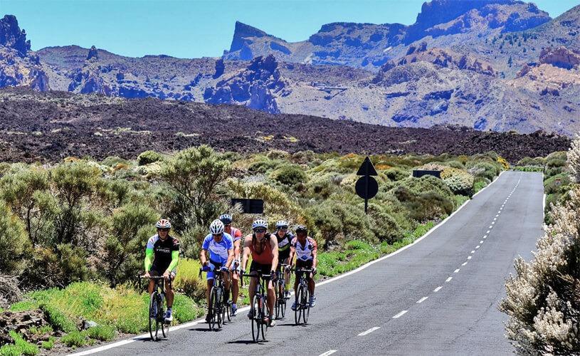 Road Bike Rental Tenerife